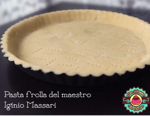 Pasta frolla – ricetta Iginio Massari