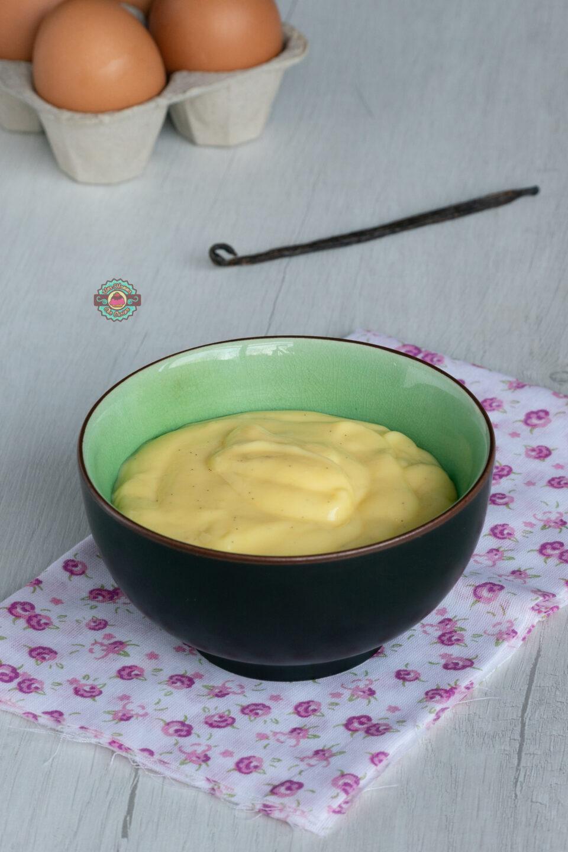 Crema pasticcera - ricetta facile