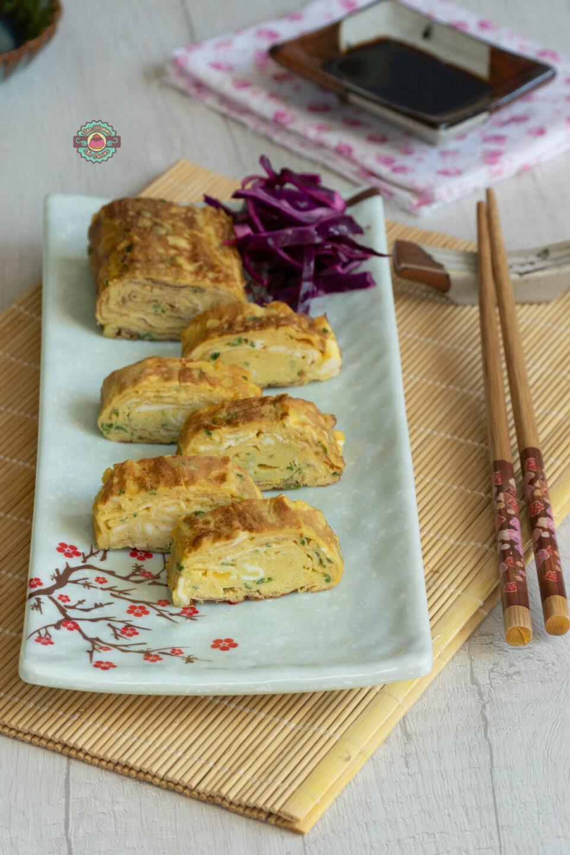 Tamagoyaki ricetta Michael Anthony