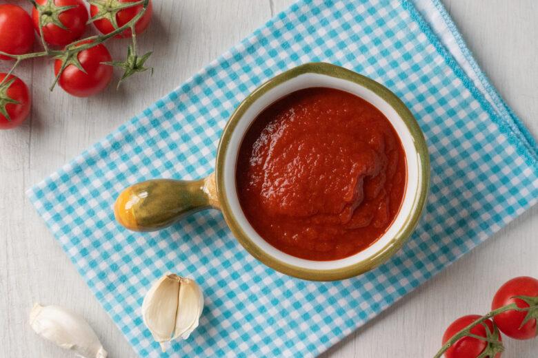 Sugo di pomodoro semplice