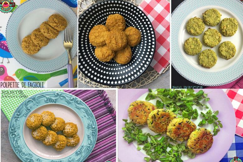 8 ricette di Polpette vegetali