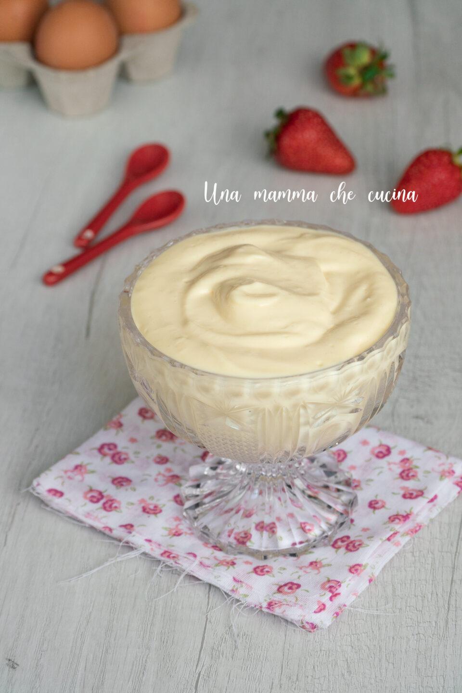 Crema al mascarpone pastorizzata con Kenwood Cooking Chef