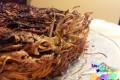 Torta di Tagliatelle della Nonna Maria con cioccolato