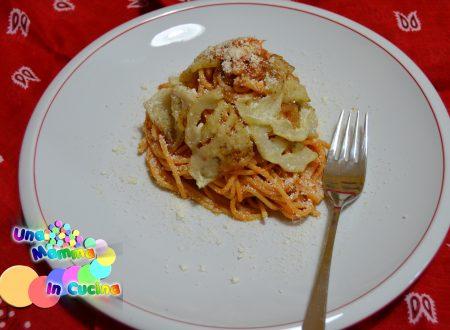 """Spaghetti alla """"NORMINA"""""""