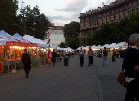 EXPO 2015 Milano si prepara aprendo le porte al cibo internazionale !!!