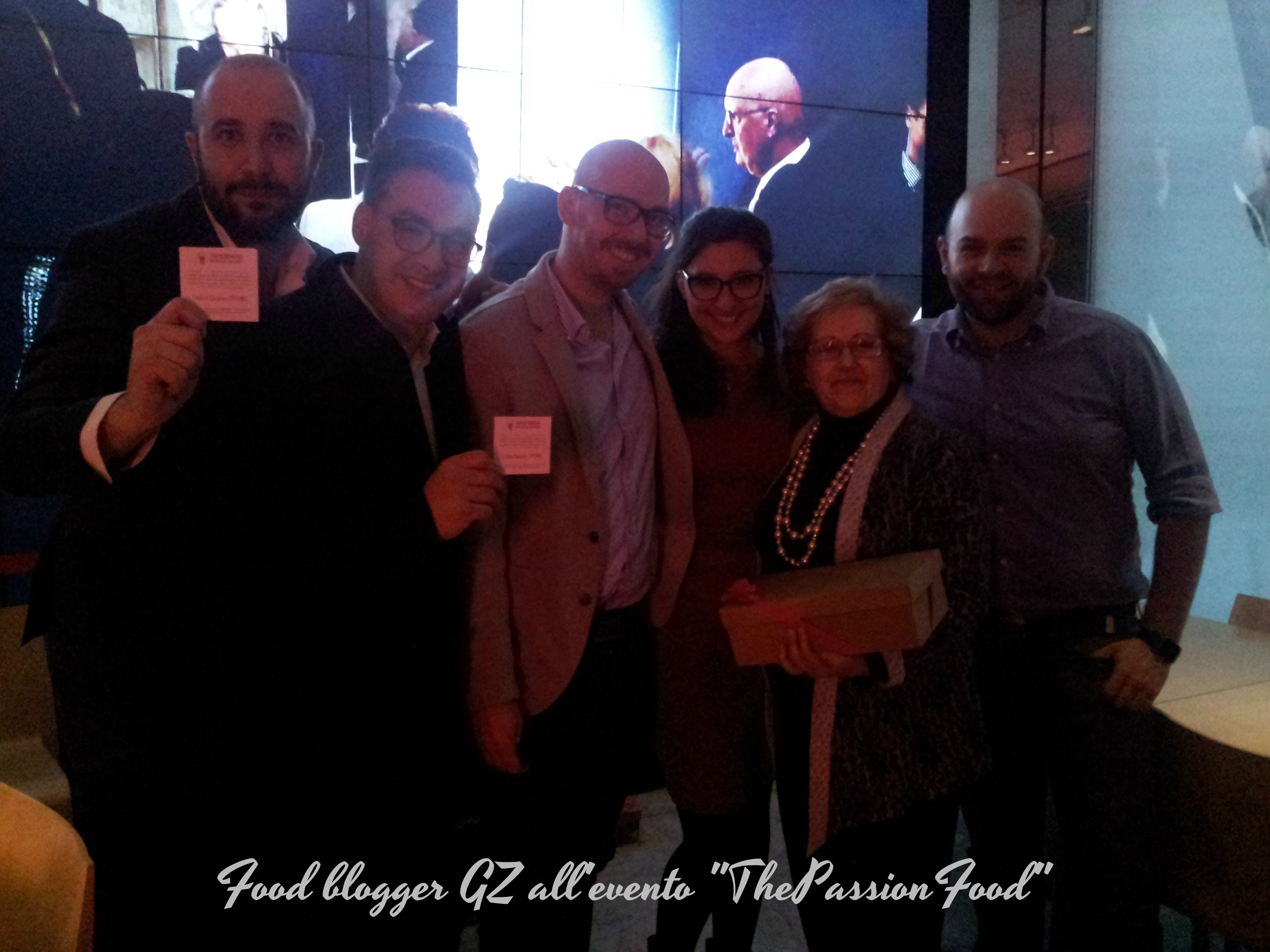 """Food blogger GZ all'evento """"ThePassionFood"""""""