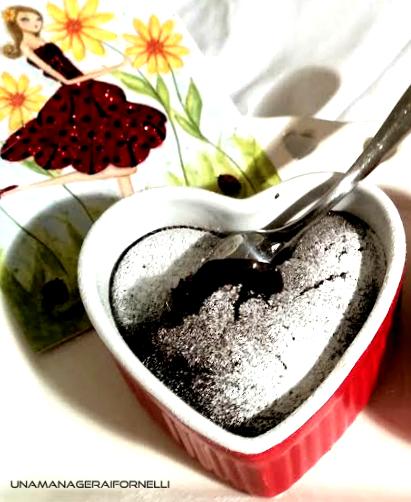 cuore caldo fondente