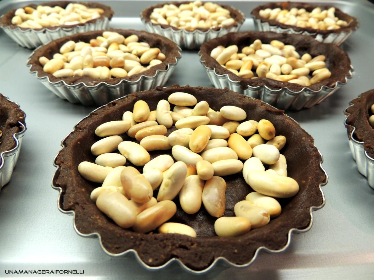frolla di farro al cacao