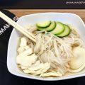noodles di riso in brodo
