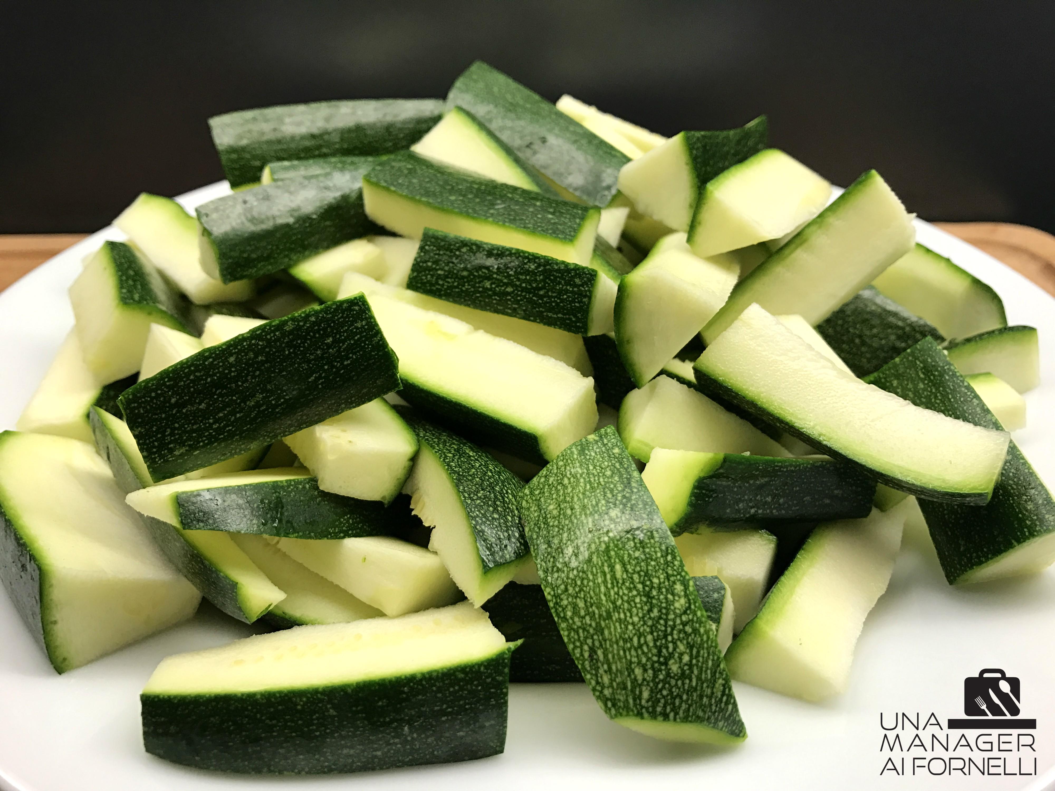 zucchine in brodo