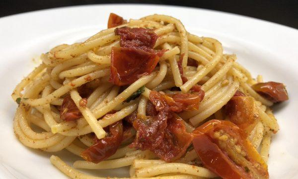Spaghettini Sciuè Sciuè