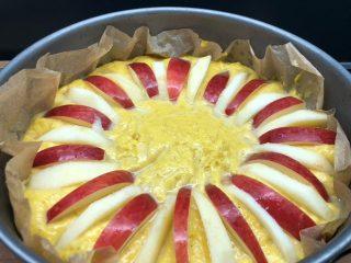 torta di Mele allo Yogurth Greco