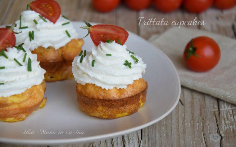 Frittata cupcakes