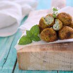 Polpette di ricotta e spinaci - senza uova