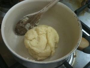 bignè senza latte senza uova