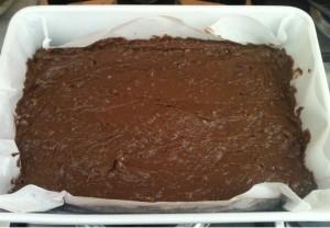 mini brownie alle noci