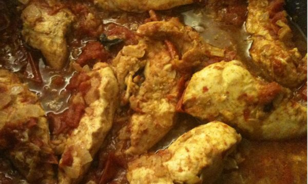 Bocconcini di pollo piccante