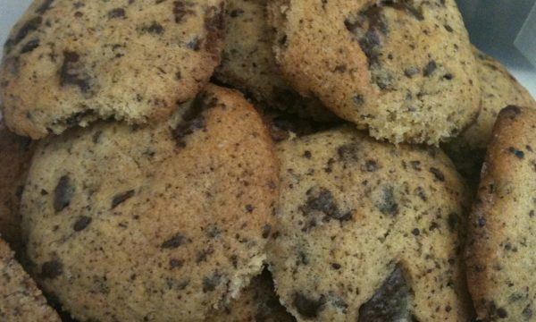 Biscotti al super cioccolato