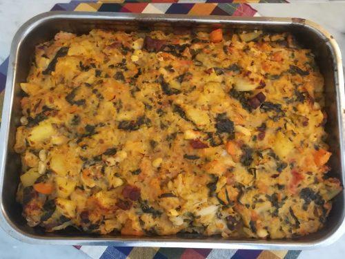 Minestra di pane ricetta Toscana