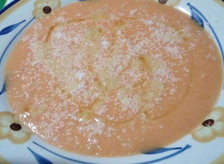 Zuppa di carote di mamma coniglio