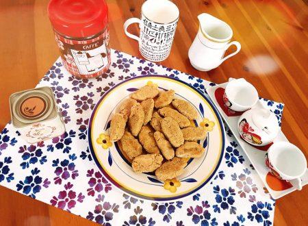 Biscotti alla farina di amaranto