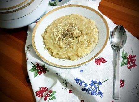Crema di sedano rapa e patate