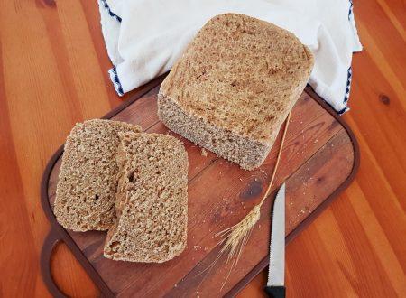 Pane con miscela di farine per MDP