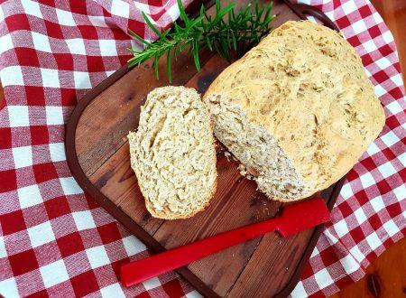 Pane con farina di ceci, ricetta per la MDP