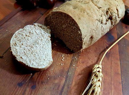 Pane autunnale alla farina di castagne