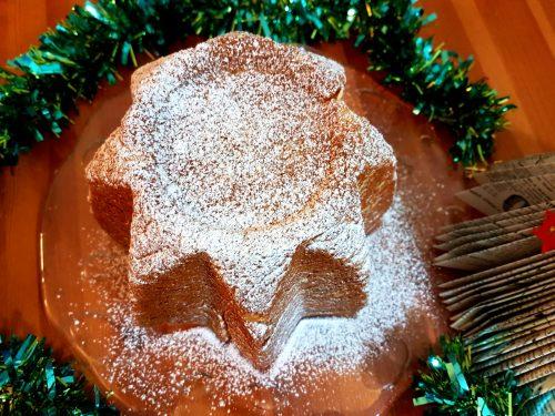 Pandoro di Natale fatto in casa