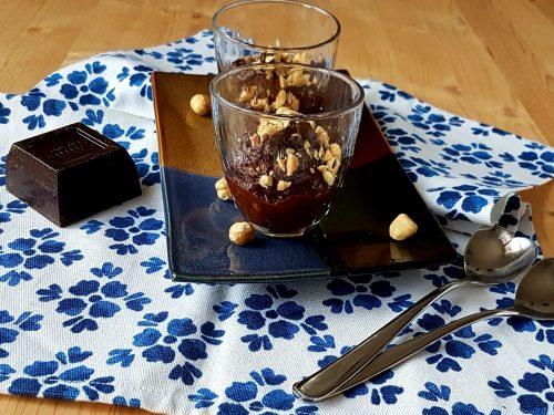 Crema di zucca, cioccolato e  cannella