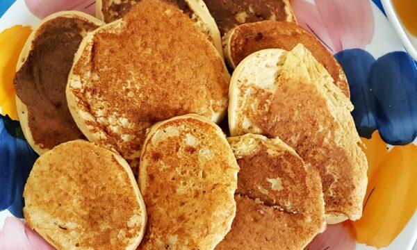 Pancakes senza glutine sia dolci che salati