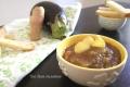 Composta di melanzane e zenzero