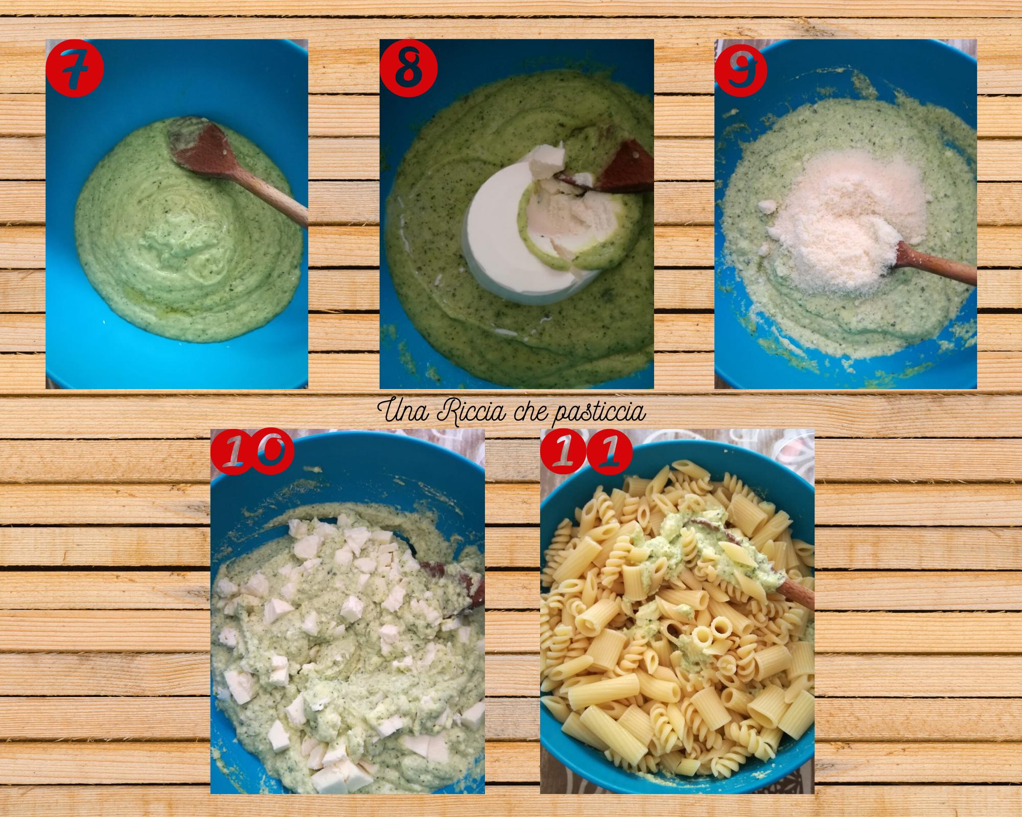 pasta al forno preparazione 2