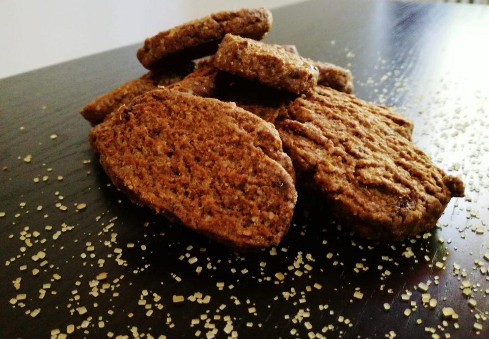 biscotti integrali al cioccolato