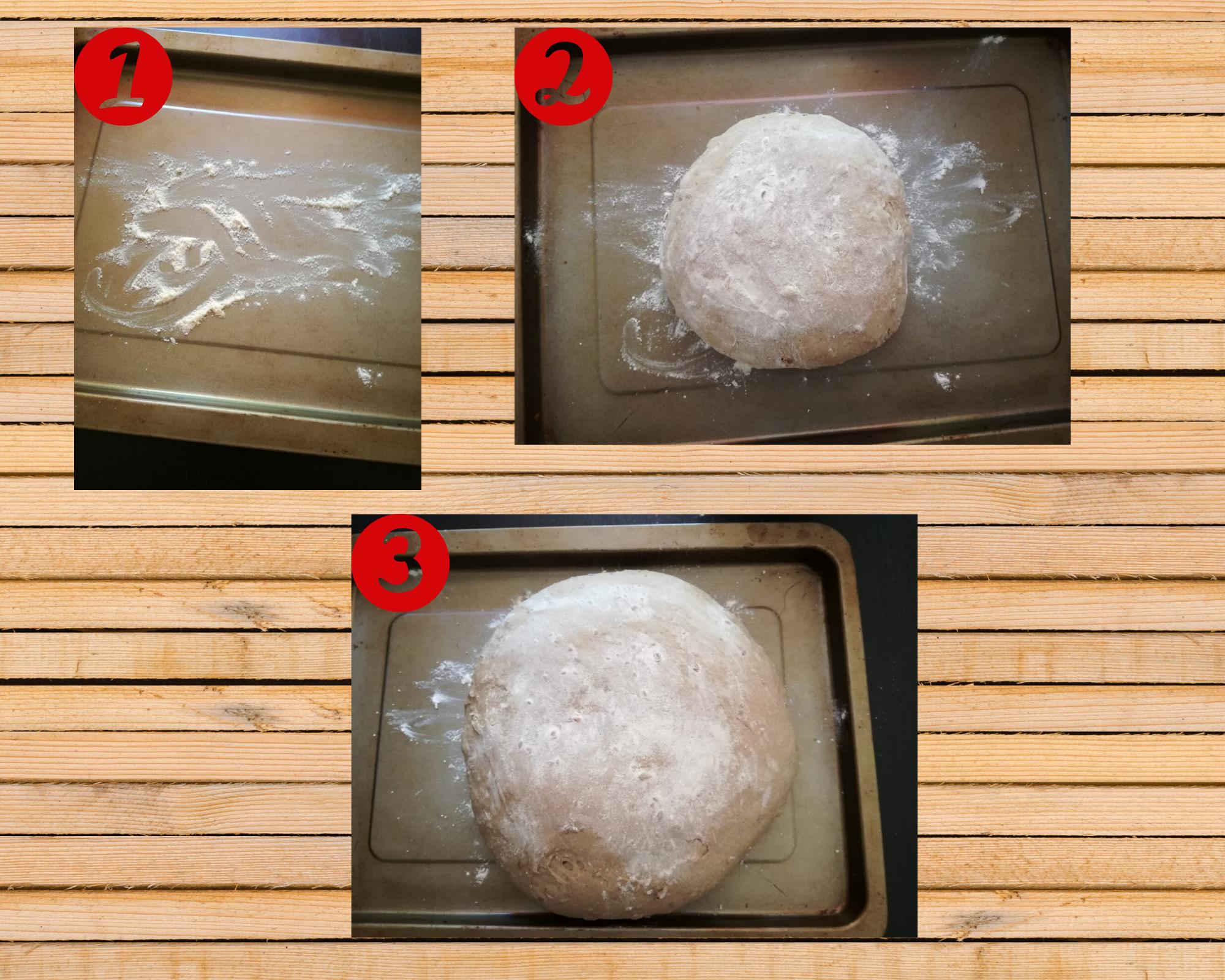 pane comodo preparazione 2