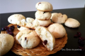 Biscotti philadelphia e mirtilli