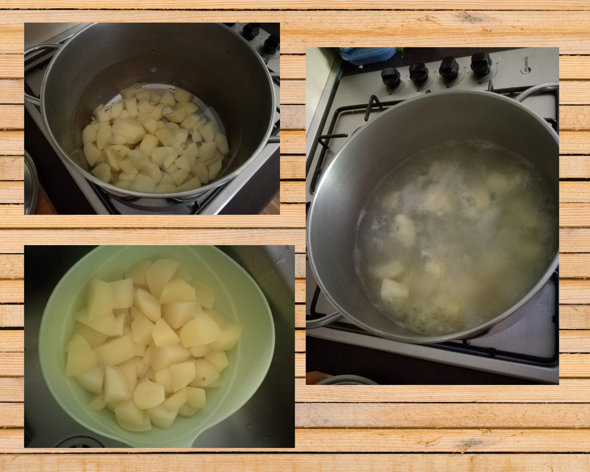 patate sabbiose bollitura