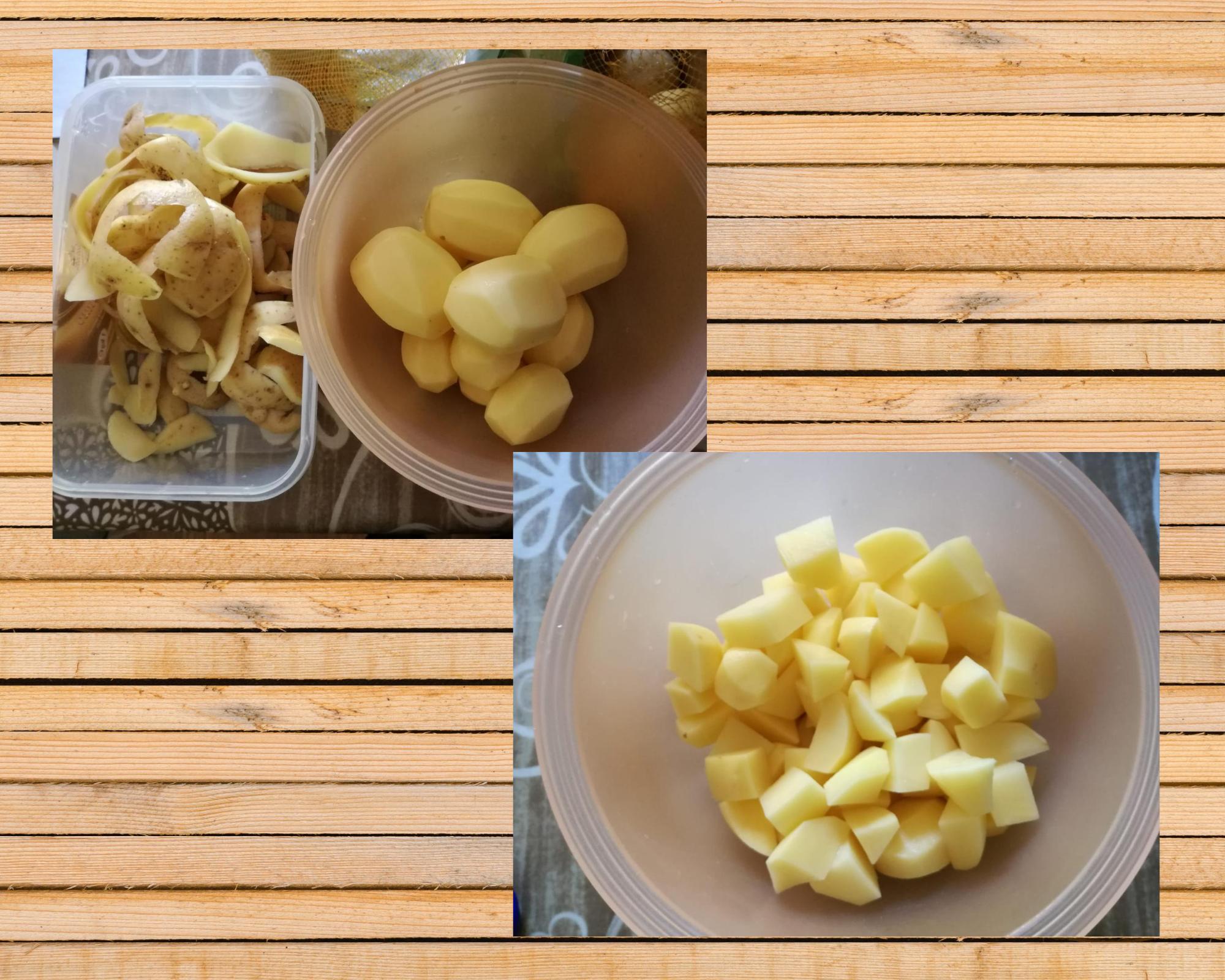 patate sabbiose preparazione 1