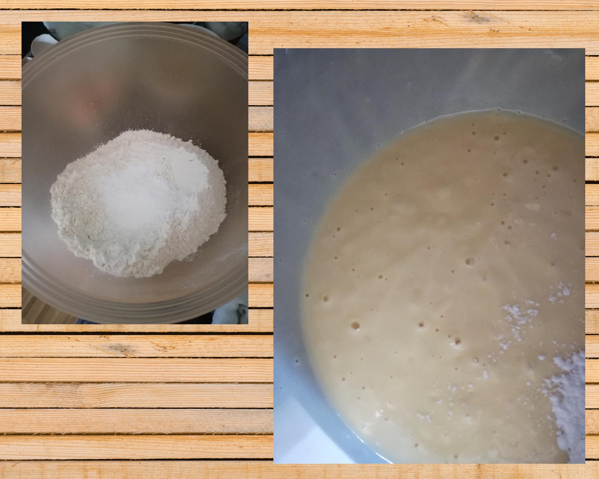 plumcake susine farina