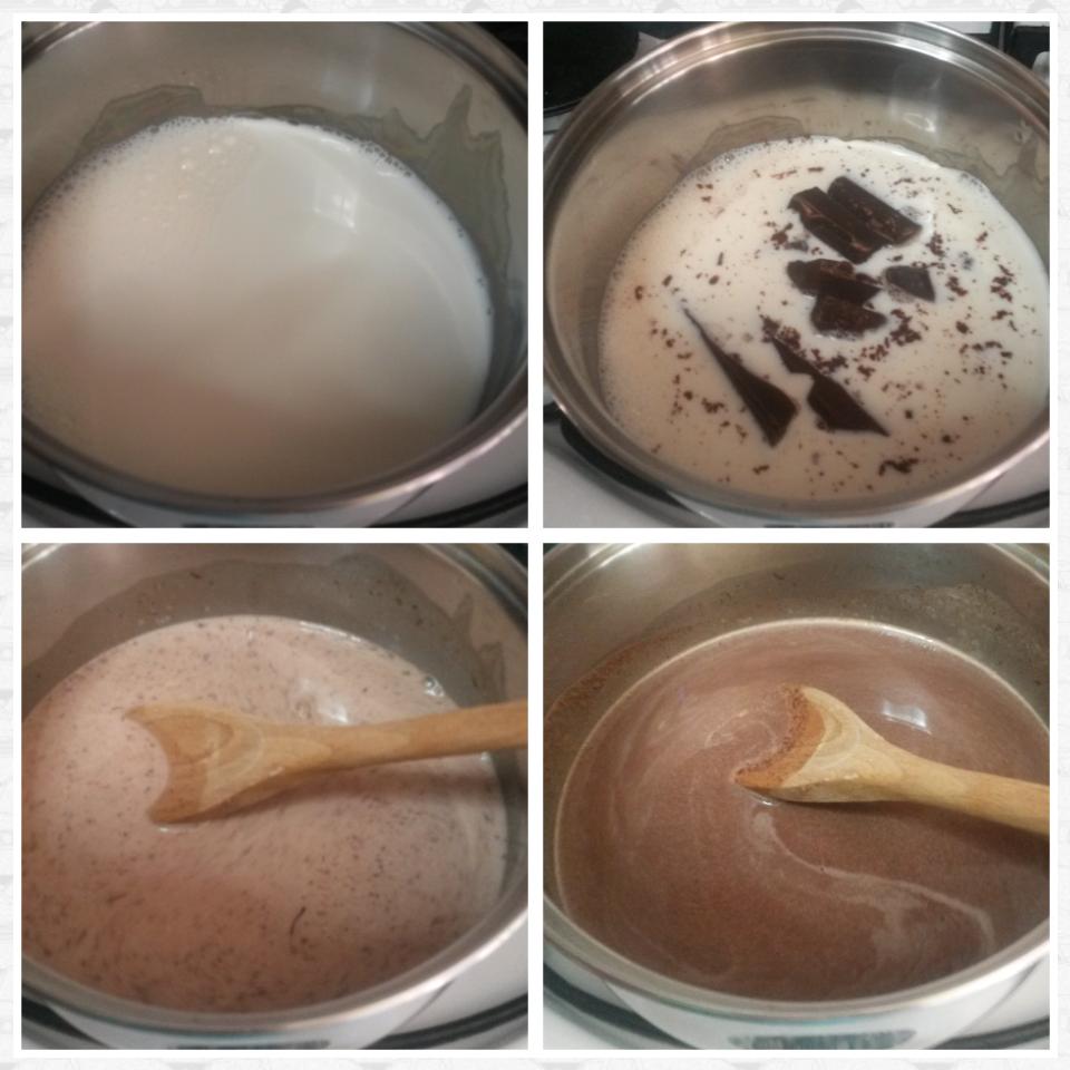 Crema cioccolato e nocciole