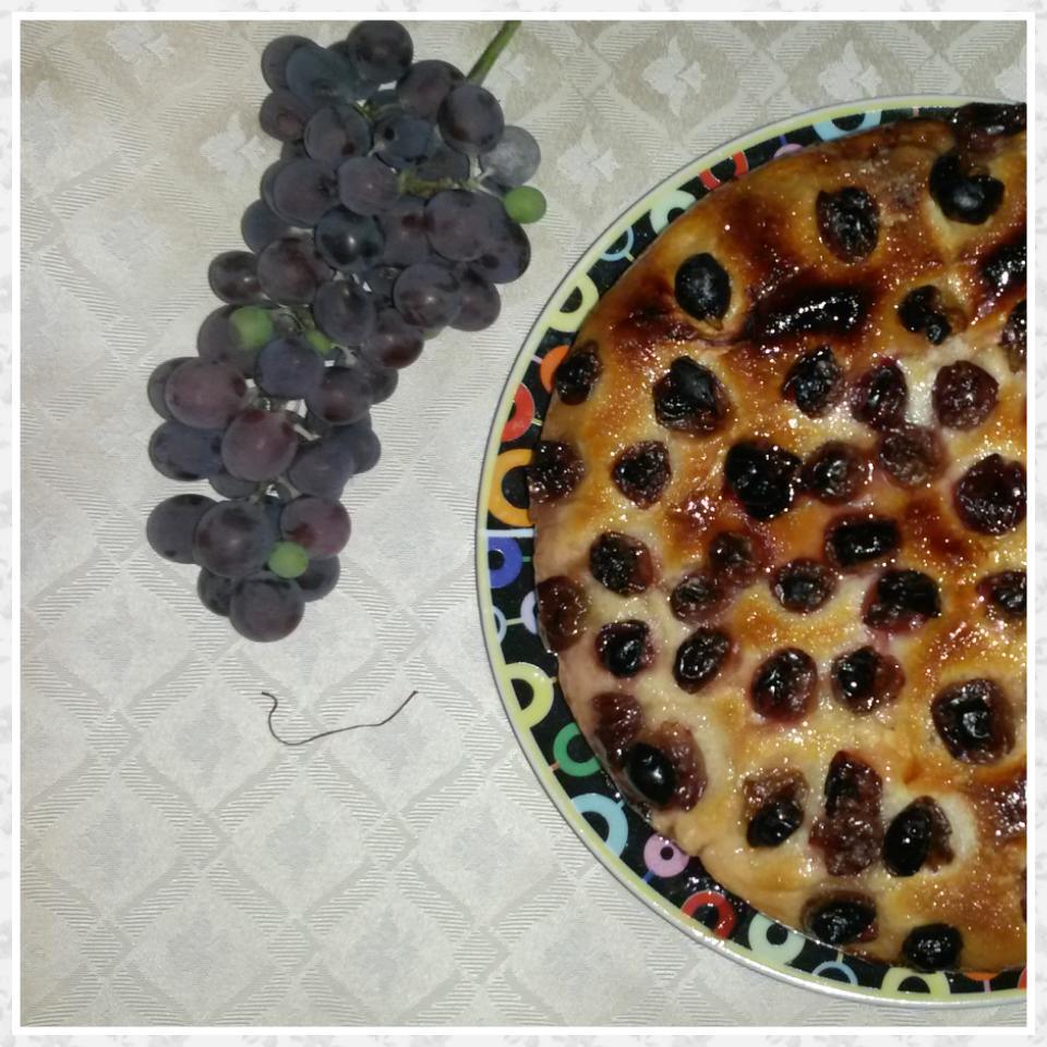 Ciaccia all'uva fragola
