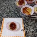 Roselline di sfoglia con salame