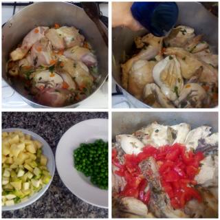Pollo alla contadina