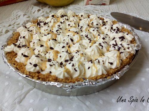 La ricetta originale della Banoffee Pie