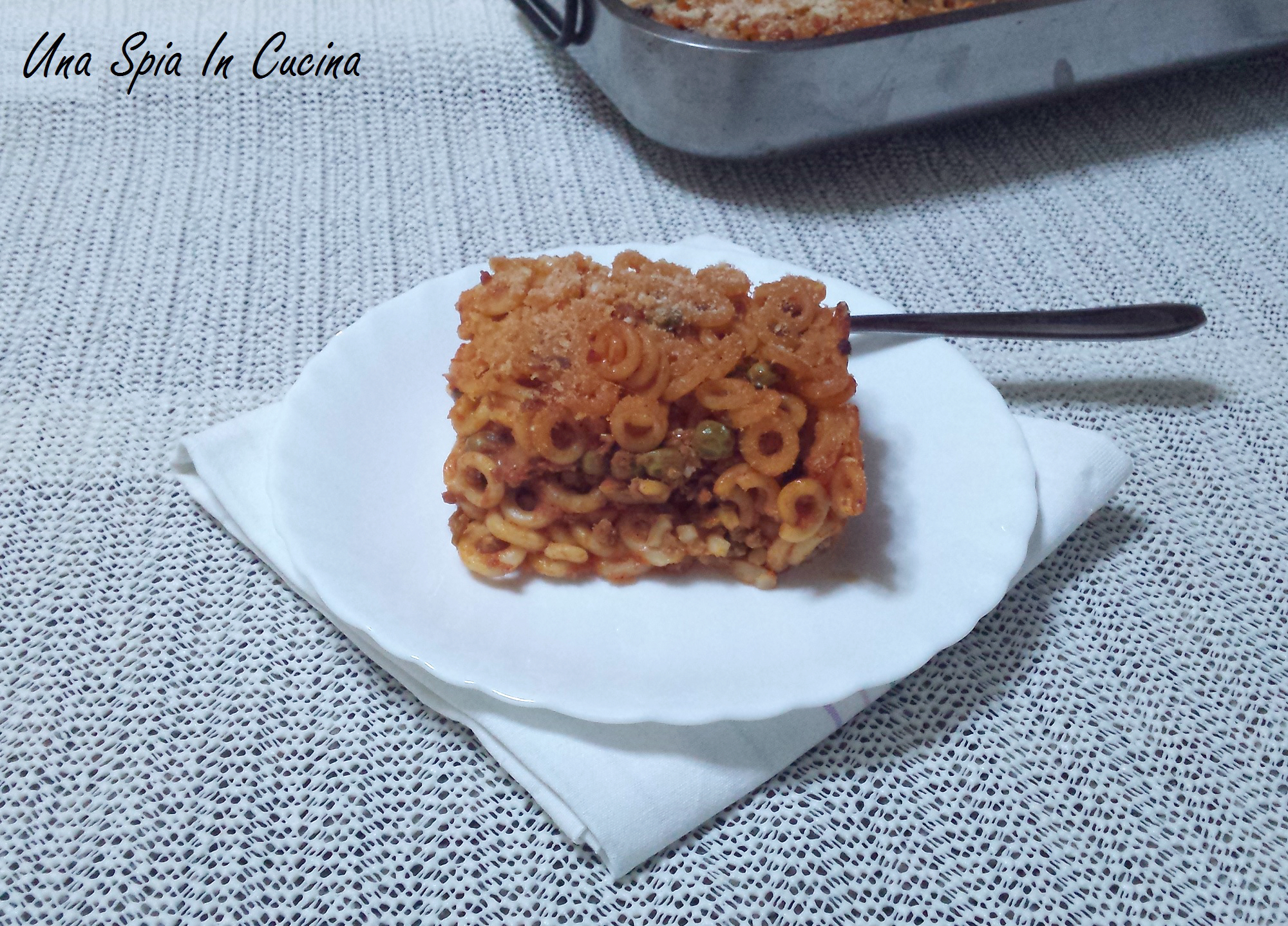 Anelletti siciliani al forno - Ricetta della tradizione
