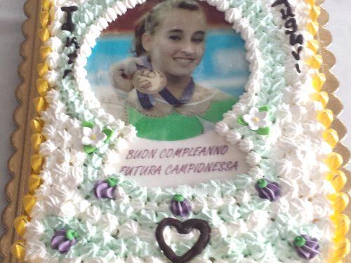 La torta di compleanno di Beatrice