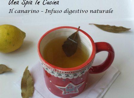 Il canarino – Infuso digestivo naturale