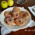 Frittelle di mele per un dolce Carnevale
