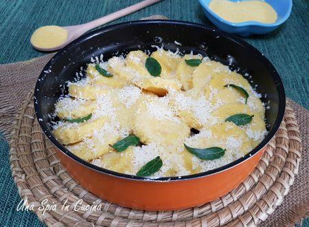 Gnocchi di polenta alla romana